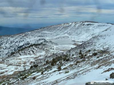 Picos Urbión-Laguna Negra Soria;cerro de las cabezas sierra de cazorla rutas puente noviembre maest